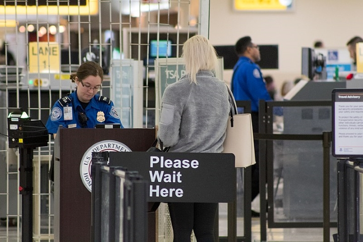 Airport security; everyone's favorite.