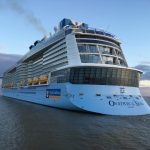 People love to travel on cruise-liners.