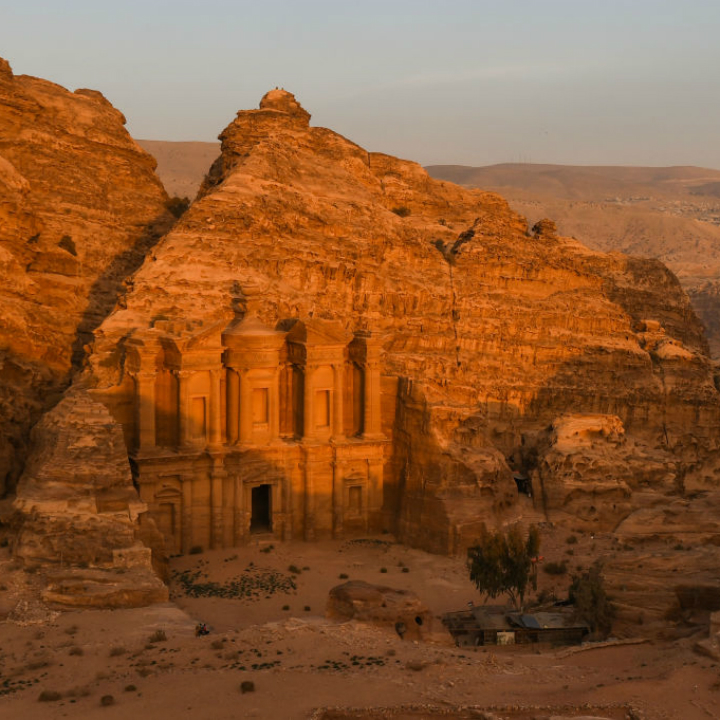 Wonders of the World: Petra