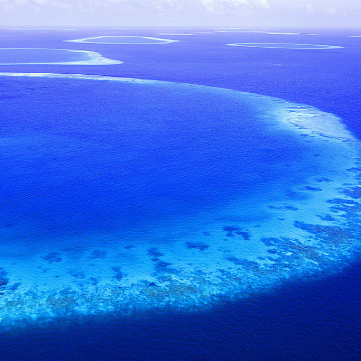 Wonders of the World: Great Barrier Reef