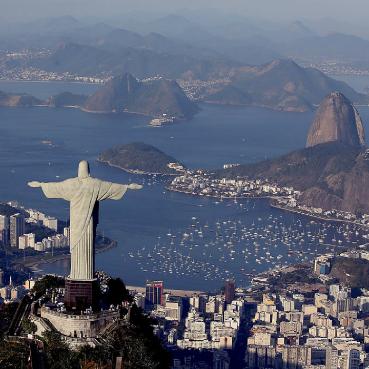 Wonders of the World: Christ the Redeemer
