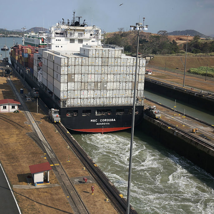 Wonders of the World: Panama Canal