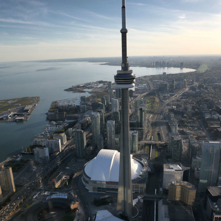 Wonders of the World: CN Tower