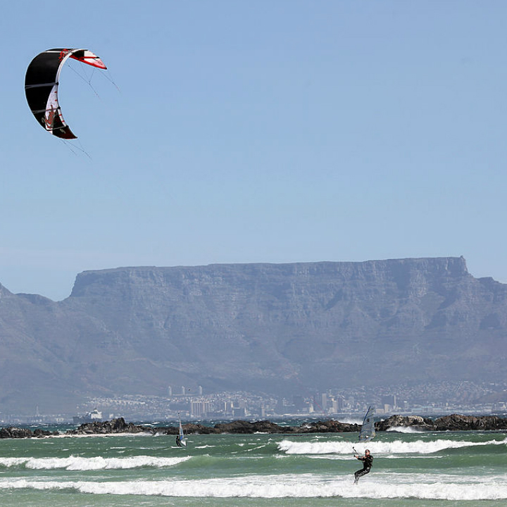 Wonders of the World: Table Mountain